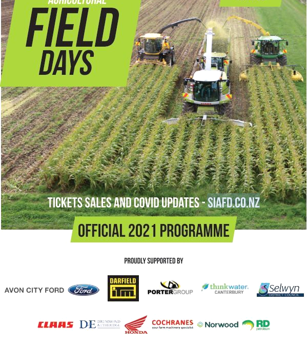 South Island Agriculture Field Days